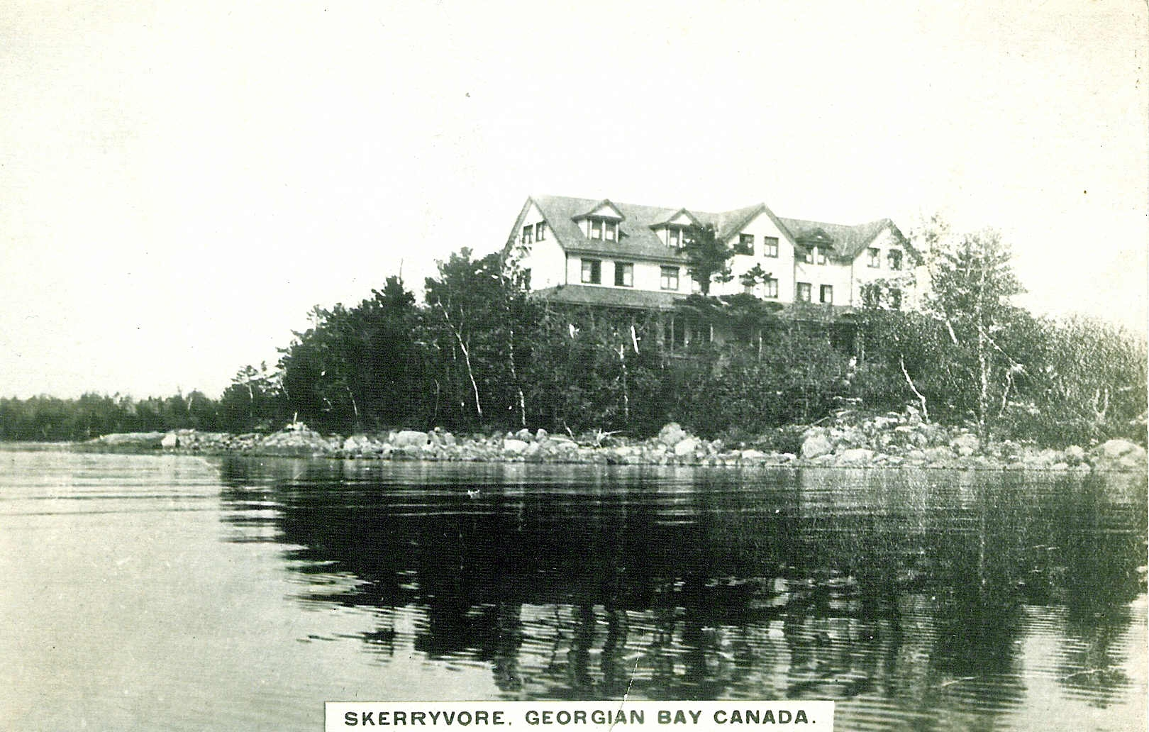 SkerryvoreHotelabout1940